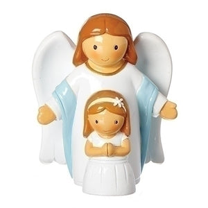 "3""H ANGEL WITH COMMUNION GIRL/LITTLE DROPS OF WATER"