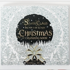 SANTA CLAUS: THE BOOK OF SECRETS CHRISTMAS - 130354 - Catholic Book & Gift Store