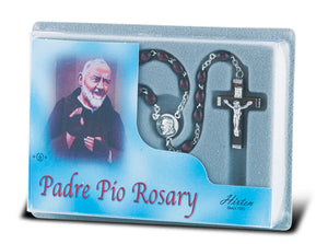 PADRE PIO SPECIALTY ROSARY - 132-522 - Catholic Book & Gift Store
