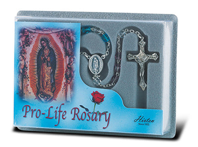 PRO-LIFE SPECIALTY ROSARY - 132-PL - Catholic Book & Gift Store