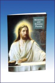 MORNING AND EVENING PRAYER BOOK - 15731 - Catholic Book & Gift Store
