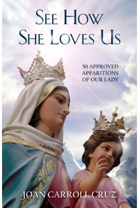 SEE HOW SHE LOVES US - 1814 - Catholic Book & Gift Store