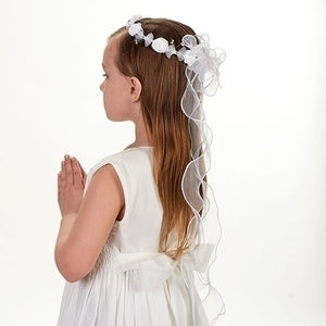 "26""L ANNE COMMUNION VEIL"