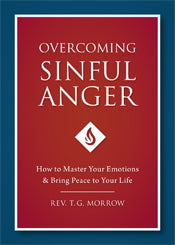 OVERCOMING SINFUL ANGER - 2300 - Catholic Book & Gift Store