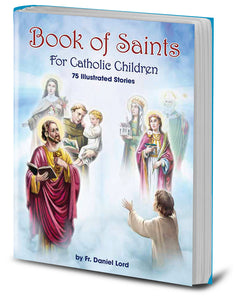 BOOK OF SAINTS FOR CHILDREN - 2427 - Catholic Book & Gift Store