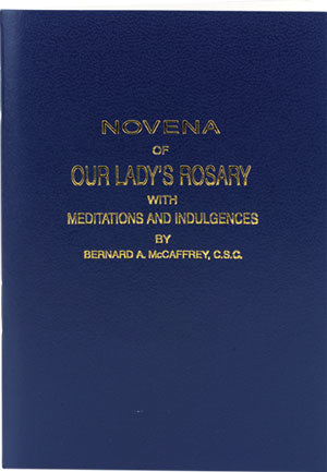 NOVENA OF OUR LADY'S ROSARY - 2442 - Catholic Book & Gift Store
