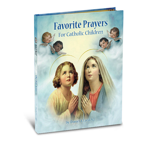 FAVORITE PRAYERS - 2446-793 - Catholic Book & Gift Store