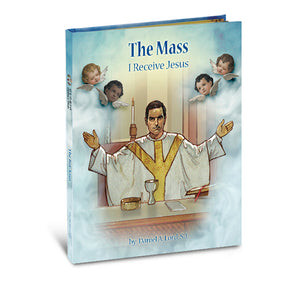THE MASS - 2446-922 - Catholic Book & Gift Store