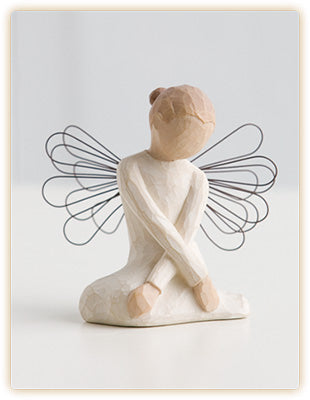SERENITY ANGEL - 26098 - Catholic Book & Gift Store