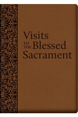 VISITS TO THE BLESSED SACRAMENT - 2613 - Catholic Book & Gift Store