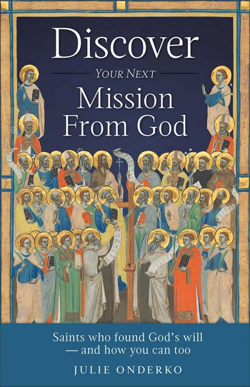 DISCOVER YOUR NEXT MISSION FROM GOD - 2614 - Catholic Book & Gift Store