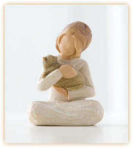 KINDNESS (GIRL) FIGURE - 26218 - Catholic Book & Gift Store