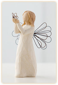 ANGEL OF FREEDOM FIGURE - 26219 - Catholic Book & Gift Store