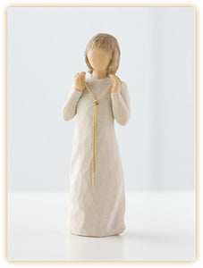 TRULY GOLDEN FIGURE - 26220 - Catholic Book & Gift Store