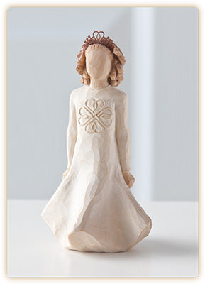IRISH CHARM FIGURE - 26245 - Catholic Book & Gift Store