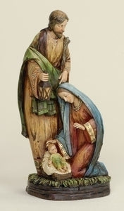 "12.5"" HOLY FAMILY FIGURE - 27054 - Catholic Book & Gift Store"