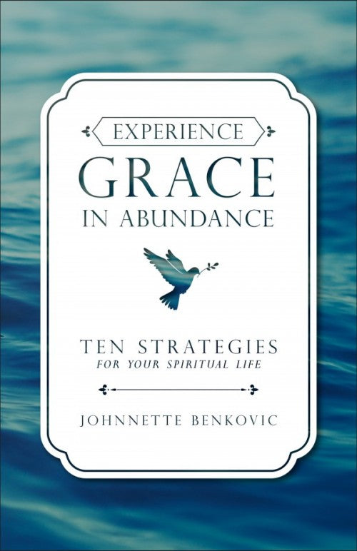 EXPERIENCE GRACE IN ABUNDANCE - 3093 - Catholic Book & Gift Store
