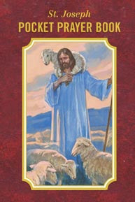 ST. JOSEPH POCKET PRAYER BOOK - 38-04 - Catholic Book & Gift Store