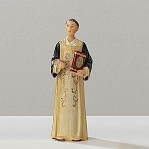 "3.5"" ST. STEPHEN FIGURE - 40667 - Catholic Book & Gift Store"