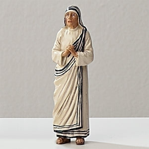 "3.5"" BLESSED TERESA OF CALCUTTA FIGURE - 40669 - Catholic Book & Gift Store"