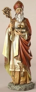 "10.5"" ST NICHOLAS FIGURE - 40725 - Catholic Book & Gift Store"