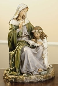 "7"" ST ANNE FIGURE - 41246 - Catholic Book & Gift Store"