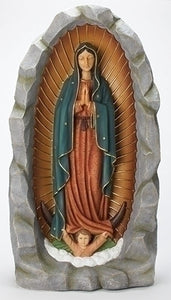 "36"" OUR LADY OF GUADALUPE GROTTO - 44358 - Catholic Book & Gift Store"