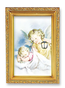 ANGEL W/LAMP/ BABY GIRL - 461.352 - Catholic Book & Gift Store