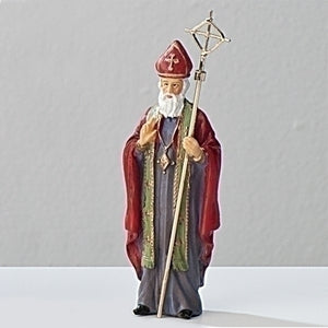 "3.5"" ST. NICHOLAS FIGURE - 50285 - Catholic Book & Gift Store"
