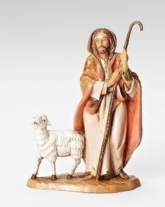 "5"" GOOD SHEPHERD FIGURE - 50607 - Catholic Book & Gift Store"