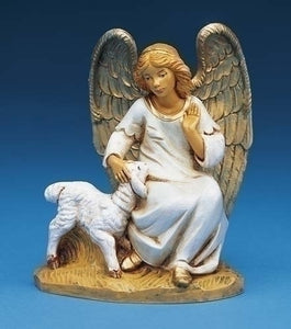 "FONTANINI/5"" OLIVIA ANGEL - 52520 - Catholic Book & Gift Store"