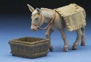 "3PC SET 5"" MARY'S DONKEY - 54020 - Catholic Book & Gift Store"