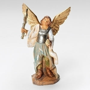 "5"" URIEL ARCHANGEL FIGURE - 54072 - Catholic Book & Gift Store"