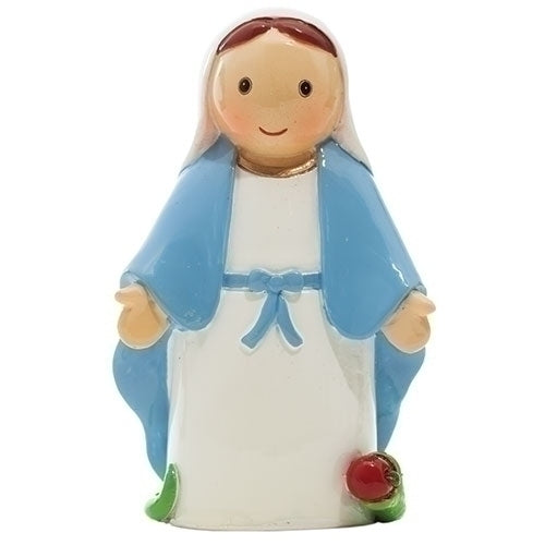 LADY OF GRACE FIGURE - 5600914099708 - Catholic Book & Gift Store