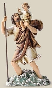 "6"" ST CHRISTOPHER FIGURE - 60683 - Catholic Book & Gift Store"