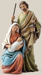"6"" HOLY FAMILY FIGURE - 60688 - Catholic Book & Gift Store"
