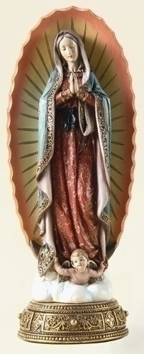OUR LADY OF GUADALUPE ON STAND - 62811 - Catholic Book & Gift Store