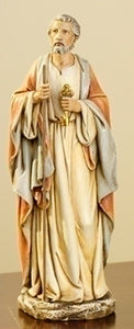 "10"" ST PETER FIGURE - 62992 - Catholic Book & Gift Store"
