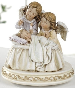 "6"" HUSH-A-BY BABY/MUSICAL - 63145 - Catholic Book & Gift Store"