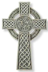 "9.5"" CELTIC WALL CROSS - 64070"