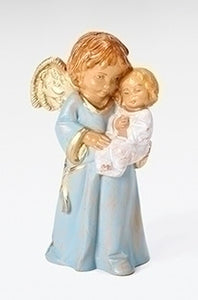 "5"" BOY BLESS THIS CHILD/FONTANINI FIGURE - 65518 - Catholic Book & Gift Store"