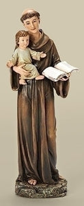 "10"" ST ANTHONY FIGURE - 66180 - Catholic Book & Gift Store"