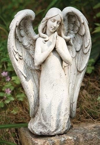 "10""H KNEELING CONTEMPORARY ANGEL - 68078 - Catholic Book & Gift Store"