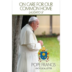 ON CARE FOR OUR COMMON HOME - 7-502 - Catholic Book & Gift Store