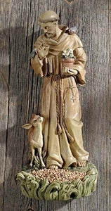 "12"" ST FRANCIS BIRD FEEDER - 71250 - Catholic Book & Gift Store"