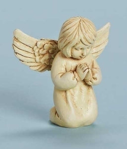 "2.5""H WORRY ANGEL - 75631 - Catholic Book & Gift Store"