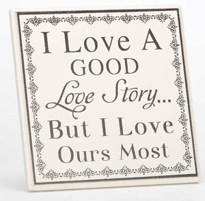 "6.75"" SMALL WEDDING PLAQUE - 77427 - Catholic Book & Gift Store"