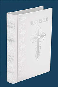CATHOLIC WEDDING BIBLE/NABRE - 7870 - Catholic Book & Gift Store