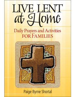 LIVE LENT AT HOME - 818691 - Catholic Book & Gift Store