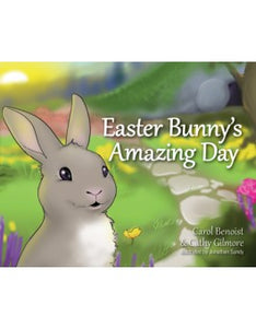 EASTER BUNNY'S AMAZING DAY - 823534 - Catholic Book & Gift Store